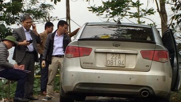 Tuyên Quang: C.ướp n.ổ s.úng b.ắn thẳng vào gáy tài xế, c.ướp xe taxi kinh hoàng trong đêm