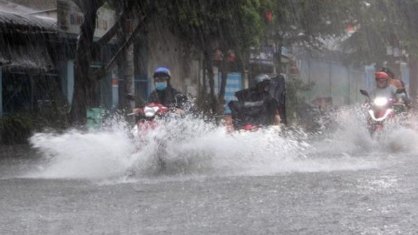 Dự báo thời tiết 1/4: Miền Bắc chuyển lạnh, mưa to, đến rất to nhiều nơi