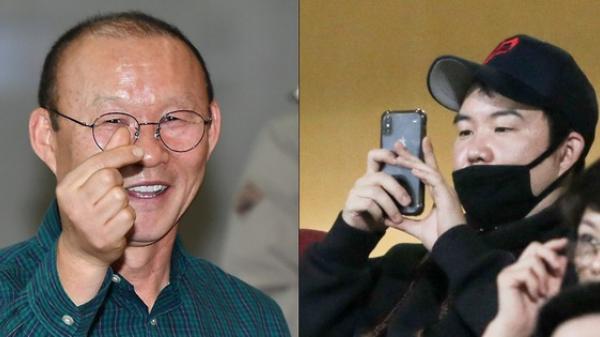 """Con trai HLV Park Hang-seo đặt chân sang Việt Nam và tiết lộ những áp lực """"không tưởng"""" ở Hàn Quốc"""