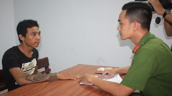 9x Quảng Ngãi bị trộm đột nhập phòng trọ dùng kéo uy hiếp cướp tài sản