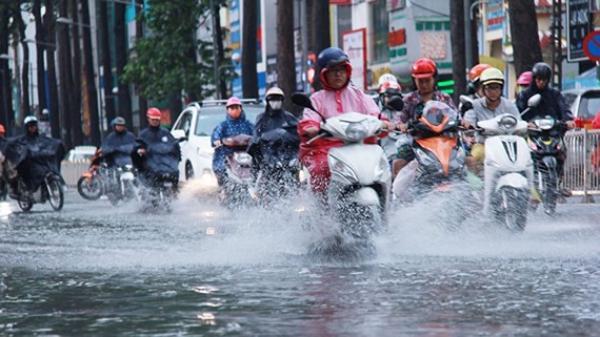 Hôm nay, mưa dông bao trùm toàn miền Bắc, CHÍNH THỨC kết thúc đợt nắng nóng đầu tiên