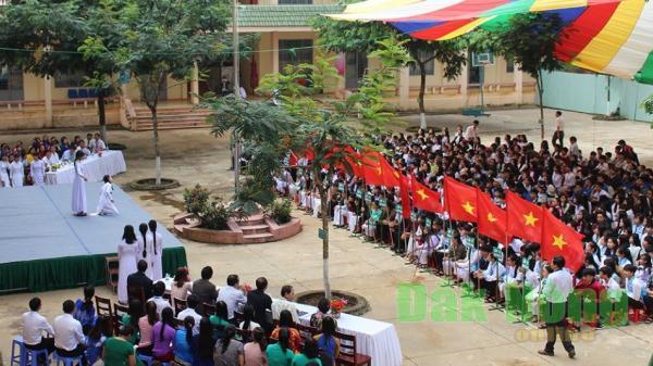 Học sinh trường THPT chuyên Nguyễn Chí Thanh - Đắk Nông được ưu tiên tuyển thẳng vào ĐH Quốc gia TP Hồ Chí Minh