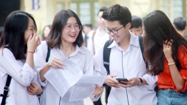 8 thí sinh đầu tiên ở Vĩnh Phúc trúng tuyển vào Đại học năm 2019 dù chưa diễn ra kỳ thi THPT Quốc gia