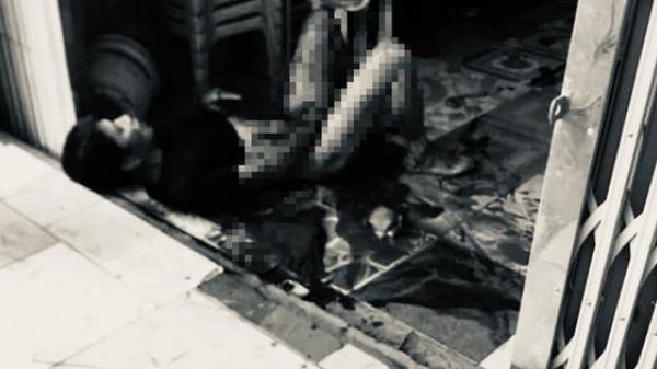 """Sự thật thông tin chồng bị vợ """"c.ắt phăng"""" của q.uý, nằm gục trên vũng m.áu lênh láng trước hiên nhà"""