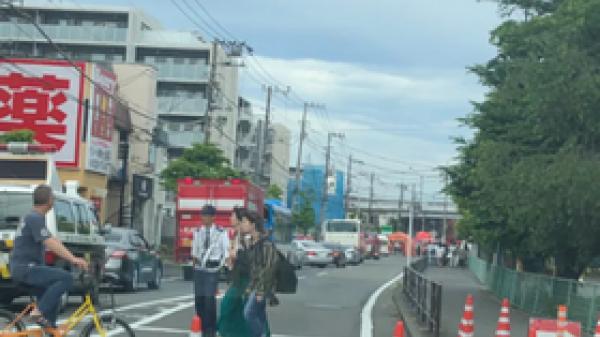 T.ấn cô.ng bằng da.o ở Nhật Bản, ít nhất 15 người bị thươ.ng