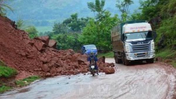 Tuyên Quang và các tỉnh miền Bắc có mưa to đến rất to, nguy cơ xảy ra lũ quét
