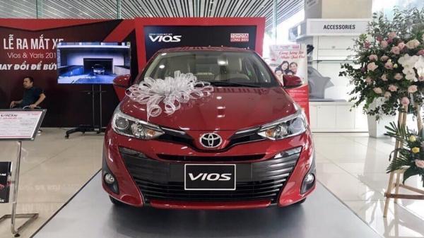 Mở hàng tháng 7, ô tô Việt nổi bão giảm giá CỰC MẠNH
