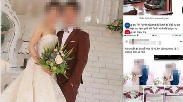 Tuyên Quang: Chồng lĩnh án 10 năm vì đ.âm bạn nhậu s.àm s.ỡ vợ, vài tháng sau vợ đã vội... lên xe hoa