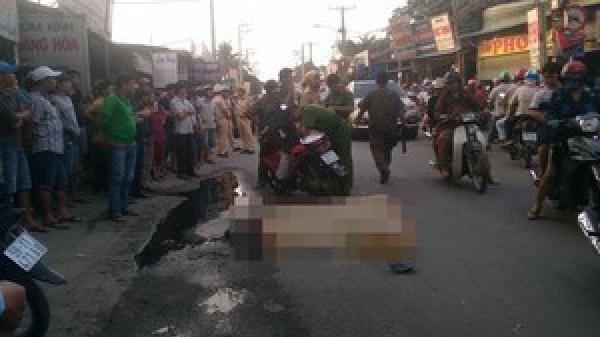 Tây Nguyên: Người đàn ông ngã xuống đường bị xe tải c.án ng.ang người t.ử v.ong thương tâm