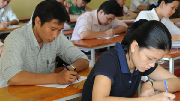 Quảng Ngãi: Thông báo nội dung ôn thi tuyển dụng giáo viên năm 2017