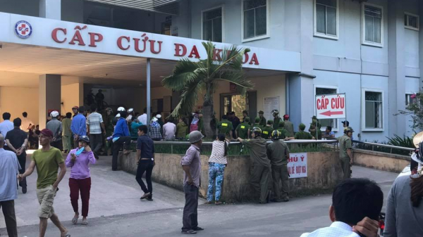"""Bệnh viện Quảng Ngãi lên tiếng vụ """"nạn nhân TNGT còn sống bị đẩy xuống nhà xác"""""""
