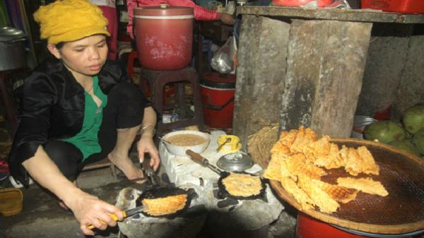 Về Sa Huỳnh, nhớ ăn bánh kẹp...