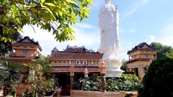 Về Quảng Ngãi vãn cảnh chùa Thiên Ấn