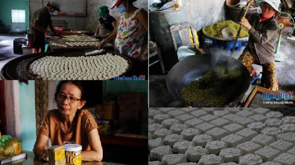 Tư Nghĩa (Quảng Ngãi): Làng bánh truyền thống Nghĩa Hòa