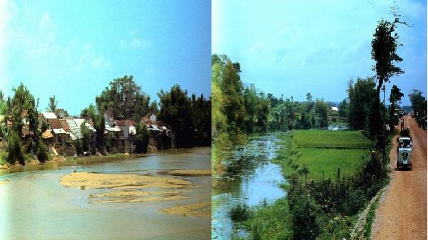 Ảnh phong cảnh đẹp hút hồn về Quảng Ngãi năm 1967