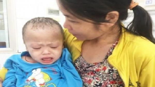 Mắc bệnh hiếm, bé trai cần 400 triệu ghép tủy để được sống