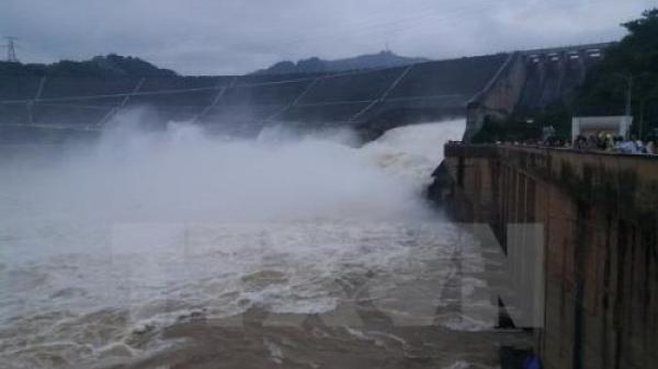 Đảm bảo an toàn hồ chứa và đề phòng ngập úng của các tỉnh Bắc Trung bộ và Trung Trung bộ
