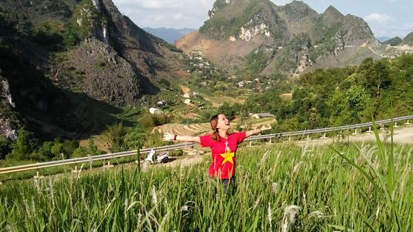 Từ chối công việc ổn định, cô gái Quảng Ngãi trở thành phượt thủ ngao du khắp mọi miền Tổ quốc