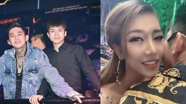 """Nghi án Hoa hậu Hoàng Y Nhung bí mật hẹn hò hot boy đình đám Hà thành """"Hoàng tử gió""""?"""