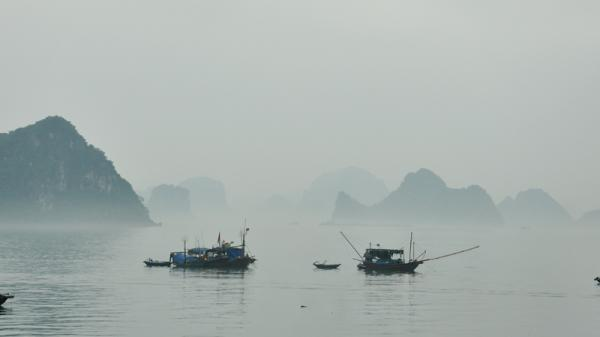 Quảng Ninh đón đợt rét đậm, rét hại kéo dài