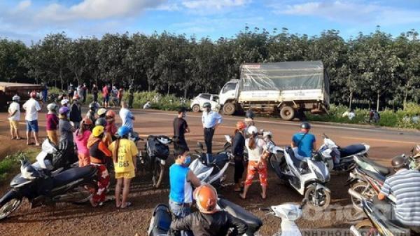 Gia Lai: Tại nạn nghiêm trọng khiến 3 người trong 1 gia đình tử vong