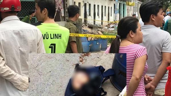 Dấu vết vụ nghi án giết người phân xác bỏ thùng rác