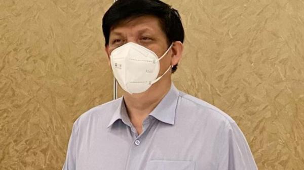 Bộ trưởng Bộ Y tế: 'Rất khó có thể đưa số ca nhiễm về 0'