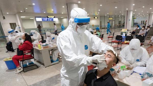 Hà Nội: Đã có kết quả xét nghiệm 80 cán bộ y tế, nhân viên Vinmart liên quan Công ty thực phẩm Thanh Nga