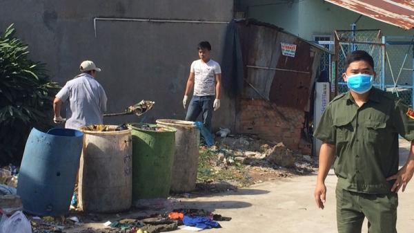 Phần đầu người chồng trong thùng rác, phần còn lại ở những nơi không ngờ tới