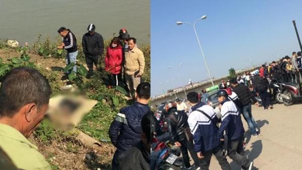 Đi đánh cá, người đàn ông bàng hoàng phát hiện thi thể nam thanh niên nằm giữa sông