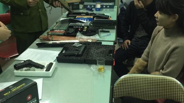 Quảng Ninh: Thu giữ nhiều công cụ hỗ trợ trái phép