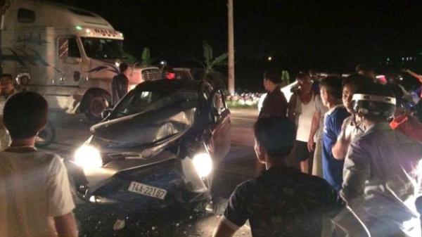 """Quảng Ninh: """"Đạo chích"""" gặp nạn vì lái ô tô trộm được mà không đóng cửa"""
