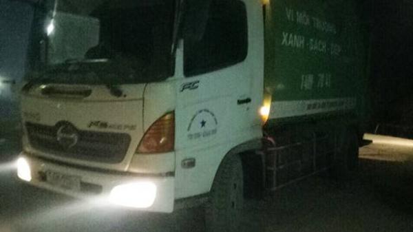 Quảng Ninh: Quảng Yên chở mẻ rác đầu tiên đến nhà máy rác ở Uông Bí để đốt