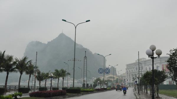 Đón đợt không khí lạnh tăng cường, Quảng Ninh rét đậm, rét hại