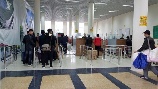 Quảng Ninh hoàn thành thi công Dự án mở rộng, nâng cấp Cửa khẩu Quốc tế Móng Cái