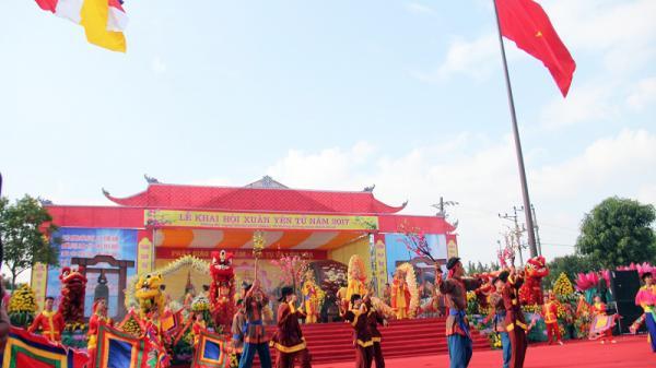 Lễ khai Hội xuân Yên Tử 2018 sẽ diễn ra vào thời gian nào?