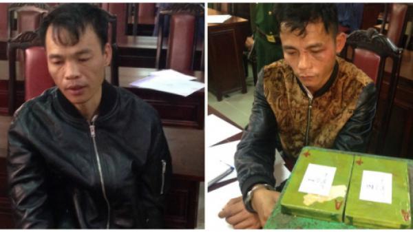 Triệt phá nhiều vụ án ma túy lớn tại Móng Cái (Quảng Ninh)