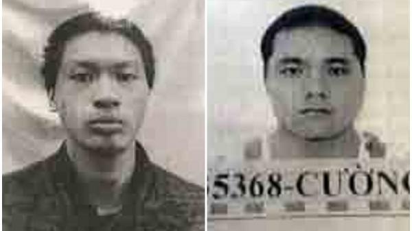 Chân dung 2 can phạm bỏ trốn khi đang điều trị tại bệnh viện ở Quảng Ninh