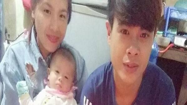 Tâm sự xé lòng của người vợ làm ở Bắc Ninh mất chồng vì gặp tai nạn