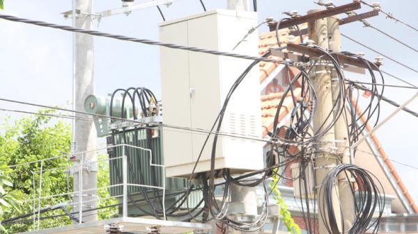 Uông Bí : Không lo mất điện trong ngày hè