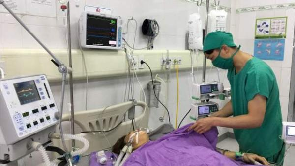 Quảng Ninh: 5 phút báo động đỏ mổ khẩn cấp cứu sống bệnh nhân bị chèn ép tim cấp suýt chết