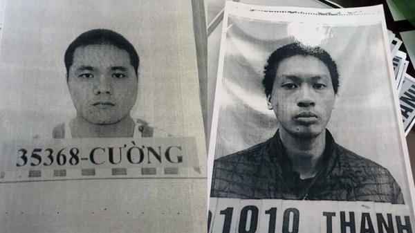 Quảng Ninh: Đã bắt được 2 phạm nhân đào tẩu khỏi bệnh viện