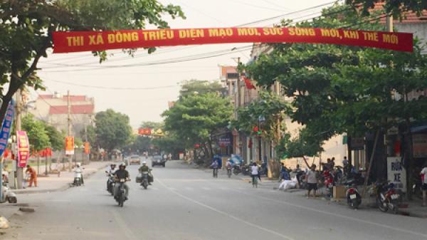 Đông Triều (Quảng Ninh): Trên 2.300 tỷ đồng đầu tư chỉnh trang và phát triển đô thị