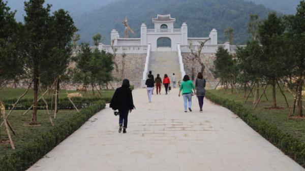 Hội Xuân Yên Tử (Quảng Ninh) 2018: Nhiều hạng mục nghìn tỉ đưa vào phục vụ nhân dân