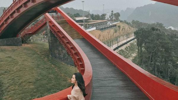 Bật mí địa điểm chụp ảnh Tết cực chất ở Quảng Ninh