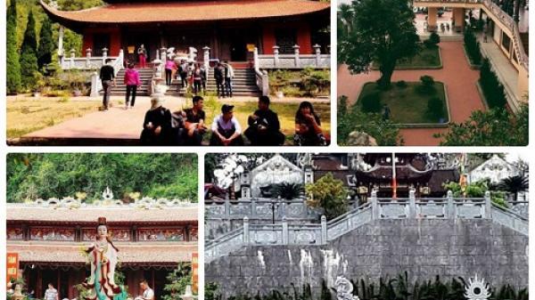 Những ngôi chùa linh thiêng nổi tiếng ở Quảng Ninh nhất định phải đi đầu năm Mậu Tuất 2018