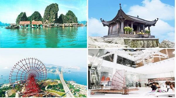 Những địa điểm du xuân Mậu Tuất nếu BỎ LỠ SẼ TIẾC HÙI HỤI nơi vùng đất mỏ Quảng Ninh