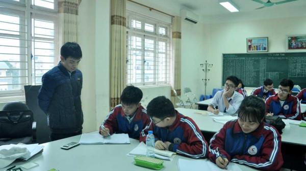 Quảng Ninh có 4 học sinh thi chọn vào đội tuyển quốc gia dự thi Olympic khu vực và quốc tế