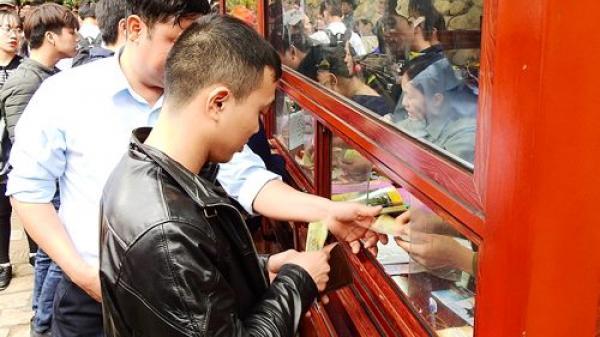 Quảng Ninh thu hơn 10 tỷ đồng phí tham quan Yên Tử trong gần 2 tháng