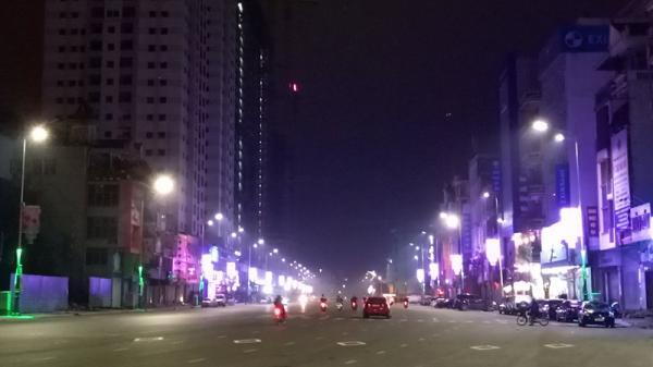 Choáng ngợp trước hệ thống chiếu sáng thông minh ở Hạ Long (Quảng Ninh)